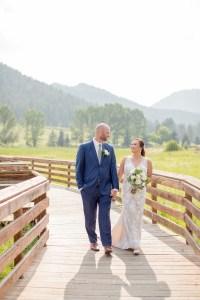 Evergreen Lake House Outdoor Wedding Photographer