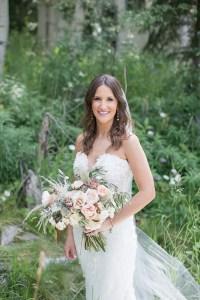 Bridal Portrait Vail Colorado
