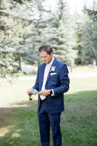Wedding at Tivoli Lodge in Vail Colorado